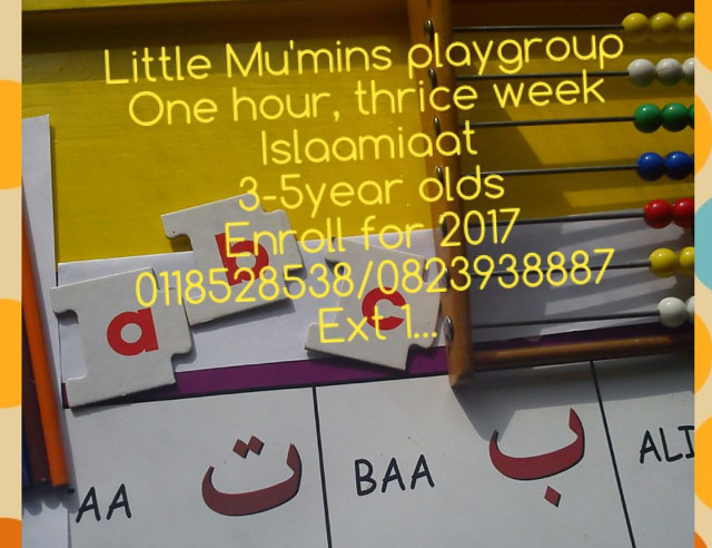 Little Mumin Playgroup