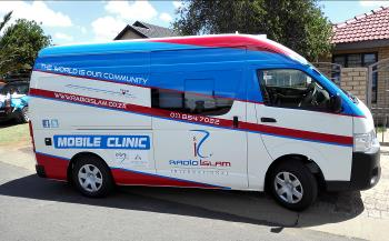 The Radio Islam Mobile Clinic